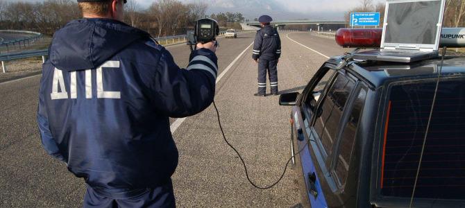 МВД РФ хочет ужесточить штрафы за превышение скорости